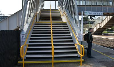 Bridge Stairway