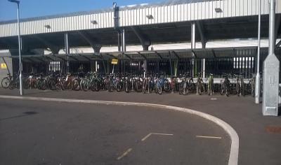 Northampton Cycle Shed