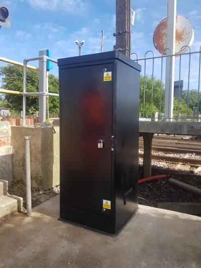 Ticket Vending Machine & Barrier Works
