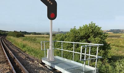Mast & Platform