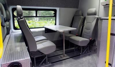 4 Seater Van